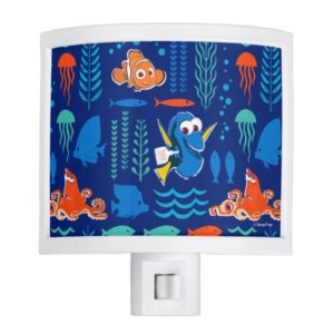 Finding Dory Sea Pattern Night Light
