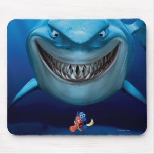 Finding Nemo | Bruce Grinning Mouse Pad