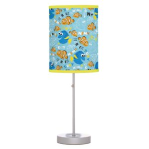 Finding Nemo | Dory and Nemo Pattern Table Lamp