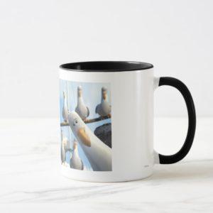 Finding Nemo Seagulls on ropes Mug