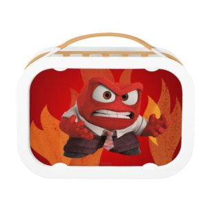 FIRED UP! LUNCH BOX