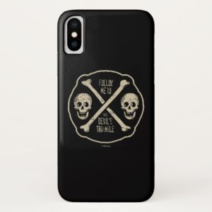 Follow Me To The Devil's Triangle Case-Mate iPhone Case