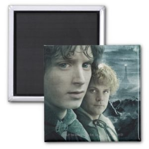 FRODO™ and Samwise Close Up Magnet