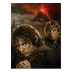 FRODO™ and Samwise Postcard