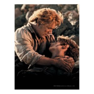 FRODO™ in Samwise's Arms Postcard