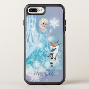 Frozen | Elsa and Olaf - Icy Glow OtterBox iPhone Case