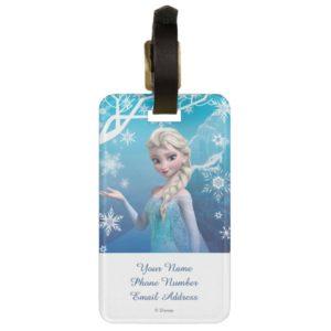 Frozen | Elsa Over the Shoulder Smirk Bag Tag