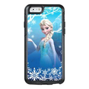 Frozen | Elsa Over the Shoulder Smirk OtterBox iPhone Case