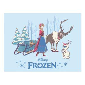 Frozen | Listen to your Heart Postcard