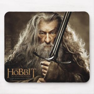 Gandalf Character Poster 1 Mouse Pad