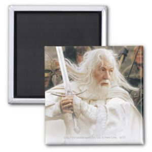 GANDALF™ Fight with Sword Magnet