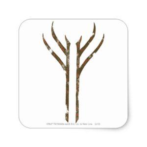 GANDALF™ Rune Square Sticker
