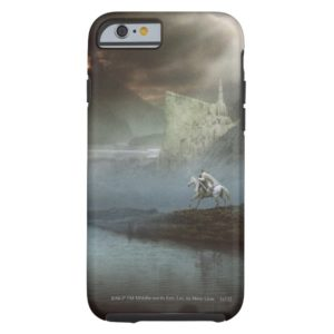 GANDALF™ Takes Hobbits to Guarded City Case-Mate iPhone Case