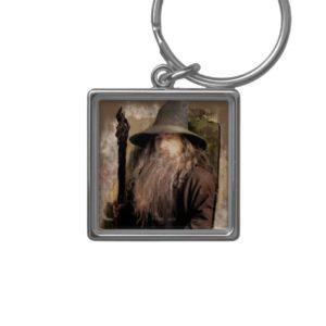Gandalf With Staff Keychain