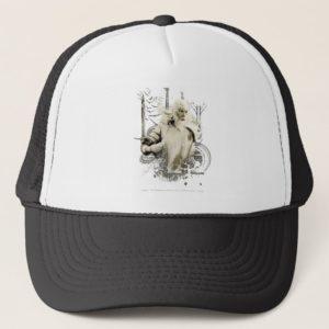 GANDALF™ with Sword Vector Collage Trucker Hat