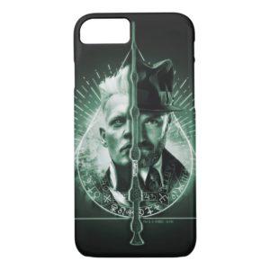 GELLERT GRINDELWALD™ Versus Dumbledore Case-Mate iPhone Case