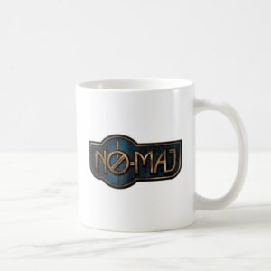 Gold & Marble NO-MAJ™ Badge Coffee Mug
