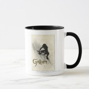 GOLLUM™ Concept Sketch Mug