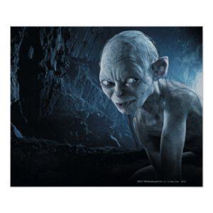 GOLLUM™ in Cave Poster