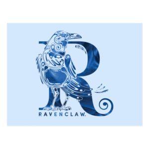 Harry Potter | Aguamenti RAVENCLAW™ Graphic Postcard