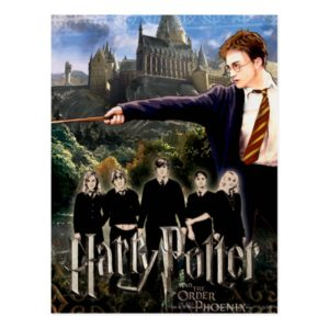 HARRY POTTER AND THE ORDER OF THE PHOENIX™ POSTCARD