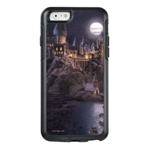 Harry Potter Castle | Great Lake to Hogwarts OtterBox iPhone Case