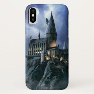 Harry Potter Castle | Moonlit Hogwarts Case-Mate iPhone Case