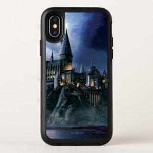 Harry Potter Castle | Moonlit Hogwarts OtterBox iPhone Case
