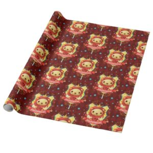 Harry Potter | Charming GRYFFINDOR™ Crest Wrapping Paper