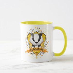 Harry Potter   Charming HUFFLEPUFF™ Crest Mug
