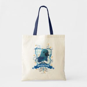 Harry Potter | Charming RAVENCLAW™ Crest Tote Bag