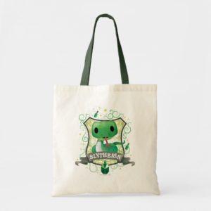 Harry Potter | Charming SLYTHERIN™ Crest Tote Bag