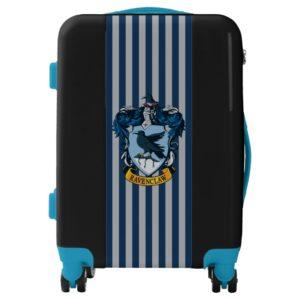 Harry Potter  | Gothic Ravenclaw Crest Luggage