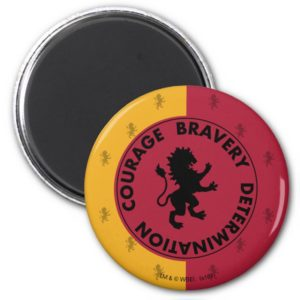 Harry Potter | GRYFFINDOR™ House Traits Graphic Magnet