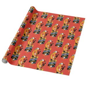 Harry Potter | GRYFFINDOR™ House Traits Sigil Wrapping Paper
