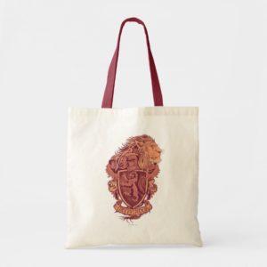Harry Potter | Gryffindor Lion Crest Tote Bag