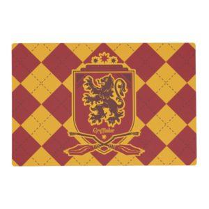 Harry Potter | Gryffindor QUIDDITCH™  Crest Placemat