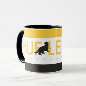 Harry Potter   Hufflepuff House Pride Logo Mug