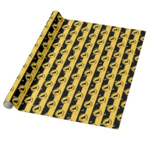 Harry Potter   HUFFLEPUFF™ House Traits Graphic Wrapping Paper
