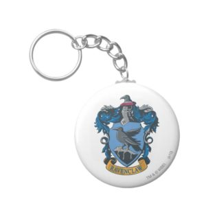 Harry Potter | Ravenclaw Coat of Arms Keychain