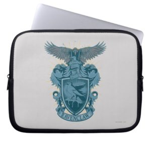 Harry Potter | Ravenclaw Crest Laptop Sleeve