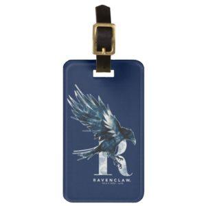 Harry Potter | RAVENCLAW™ Raven Watercolor Bag Tag