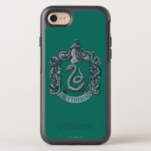 Harry Potter | Slytherin Crest Green OtterBox iPhone Case