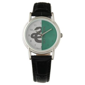 Harry Potter   Slytherin House Pride Graphic Watch