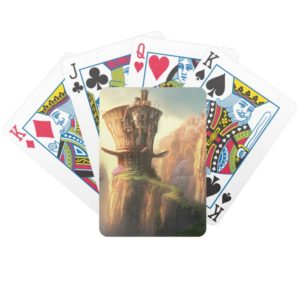 Hatter House Bicycle Playing Cards