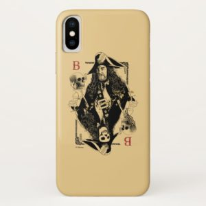 Hector Barbossa - Ruler Of The Seas Case-Mate iPhone Case