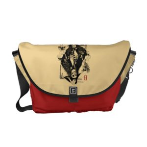 Hector Barbossa - Ruler Of The Seas Courier Bag