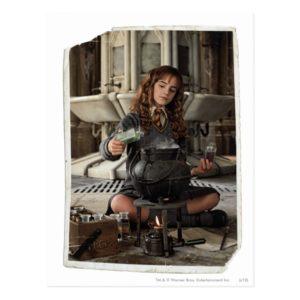 Hermione 20 postcard
