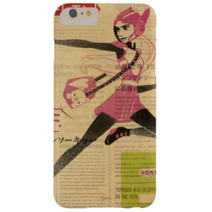 Honey Lemon Propaganda Case-Mate iPhone Case