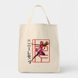 Honey Lemon Tote Bag